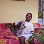 eu e Perola