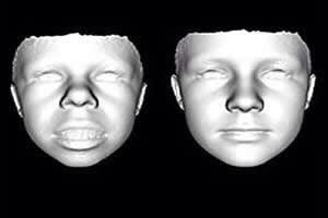 padrões faciais
