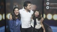 """Jovens especiais conhecem o ídolo Apaixonadas pelo """"príncipe"""" sertanejo, o cantor Daniel, as alunas da Associação Vida e Arte, que atende pessoas com deficiência física e mental em Tubarão, desde […]"""